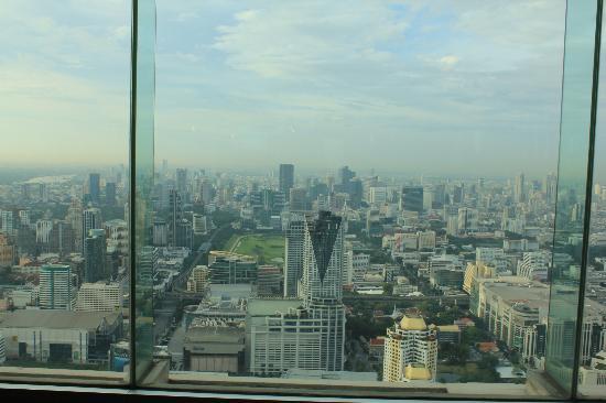 بايوكي سكاي هوتل: The view