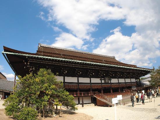 导游图 - Picture of Kyoto Imperial Palace, Kyoto - TripAdvisor
