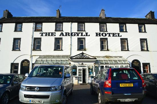 The Inveraray Inn: Argyll Hotel
