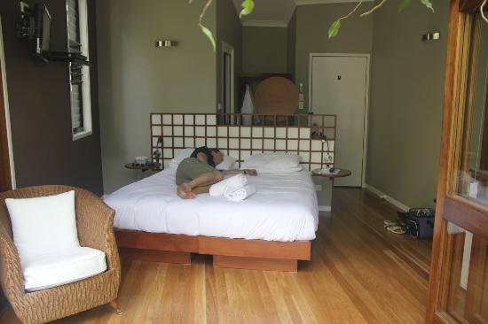 Azabu Boutique Accommodation Byron Bay: Unwinding and relaxing