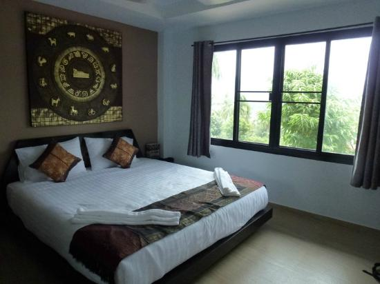 Koh Tao Heights Boutique Villas: Our room