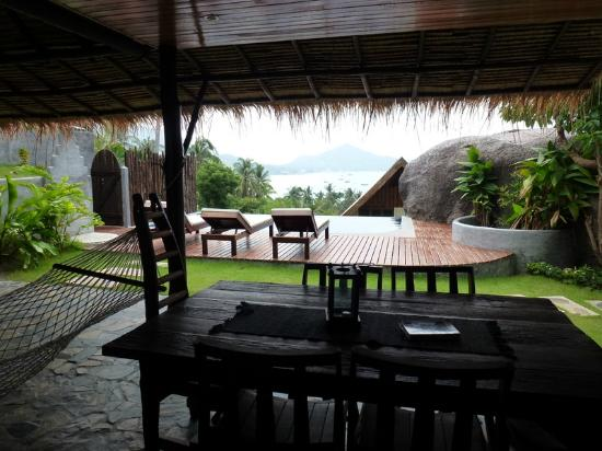 Koh Tao Heights Boutique Villas: View