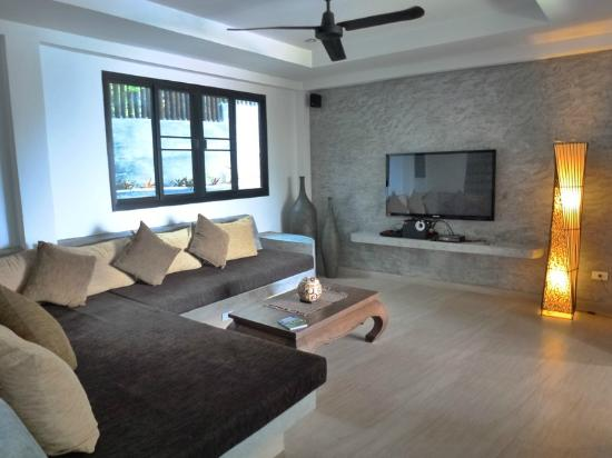Koh Tao Heights Boutique Villas: Lounge Area