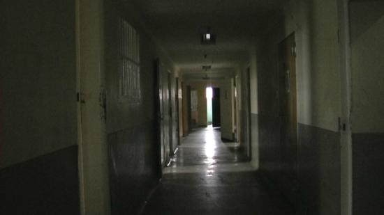 Willow Court Asylum: C Ward Hallway