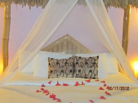 Portofino Beach Resort: honeymoon suite