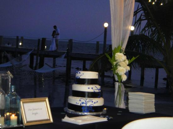 Portofino Beach Resort: wedding