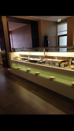 Centro Barsha: Breakfast Buffet