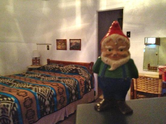 Wigwam Motel: Nome in the wigwam