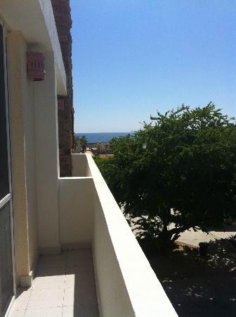 Marisol Boutique Hotel: View from balcony