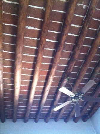 ذا تودوز سانتوس إن: Ceiling of room 