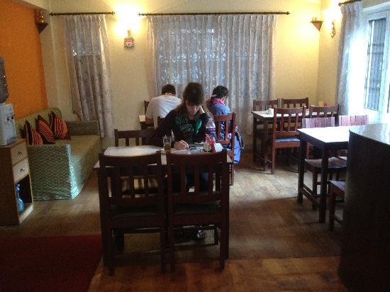 Annapurna Guest House: Annapurna Cafe/Restaurant