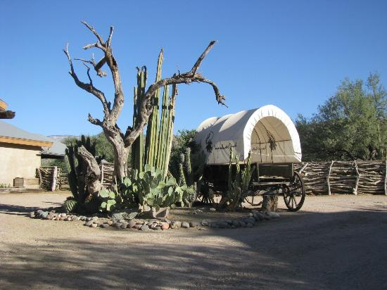 Tanque Verde Ranch: Grounds