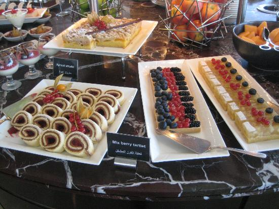 Focaccia - Hyatt Regency Dubai: yum