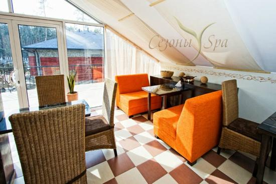Seasons SPA Boutique Hotel : Phyto bar