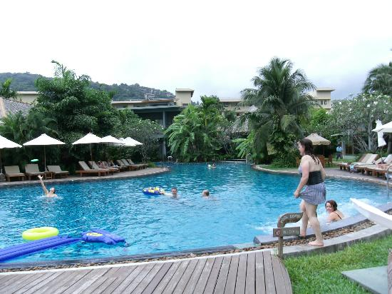 Metadee Resort and Villas: Main pool
