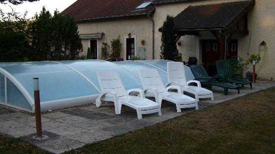 Domaine les Escargots : Pool