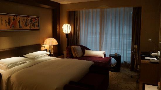 Hilton Xi'an: Executive Level Guest Room