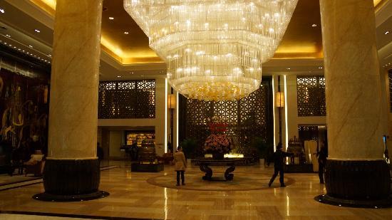 Hilton Xi'an: Main Lobby