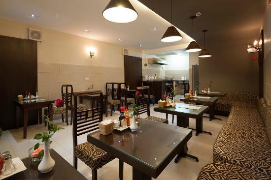 Hanoi Serene Hotel : Restaurant