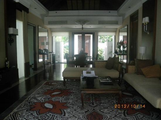 The Laguna, a Luxury Collection Resort & Spa: The Laguna,Nusa Dua - villa
