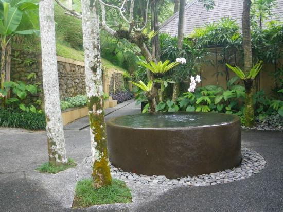 Komaneka at Tanggayuda -Ubud - gardens