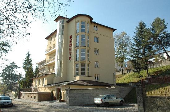 Krynica, Polonia: Pensjonat Henryk