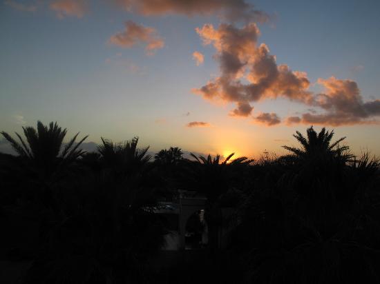 Villa Sogno Charme e Relax Selinunte: sunset