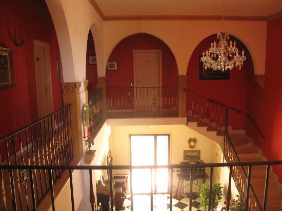 Villa Sogno Charme e Relax Selinunte: hotel inside