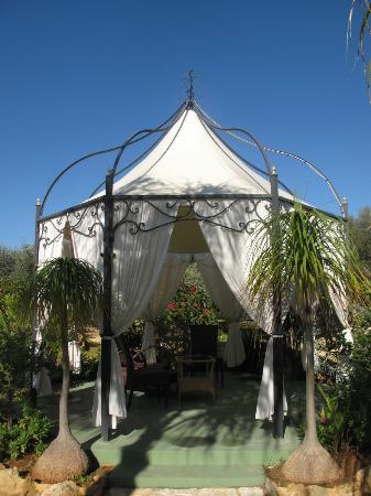 Villa Sogno Charme e Relax Selinunte: pavillion