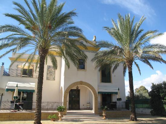 Villa Sogno Charme e Relax Selinunte: hotel front view