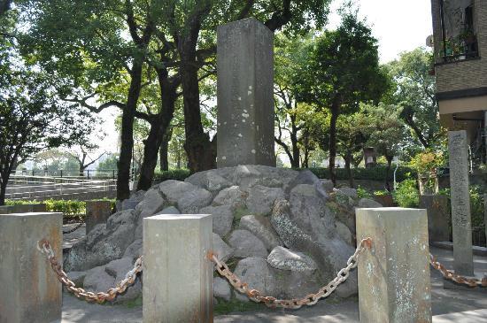 Takamori Saigo Birthplace Monument: 西郷隆盛生誕の地