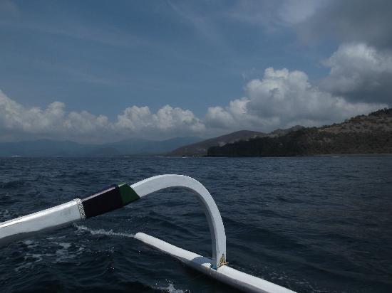 Puri Bagus Candidasa: Boat Trip