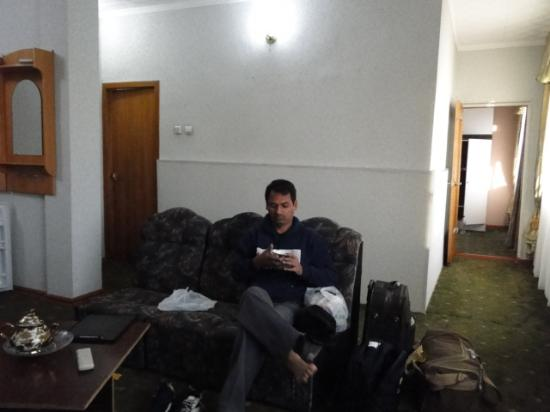 Hotel Poytaht: Drawing room