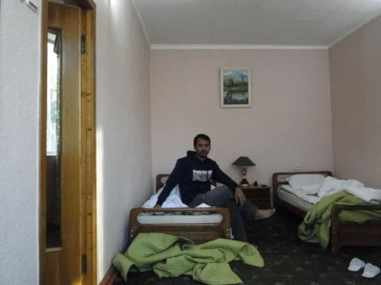 Hotel Poytaht: Bed room