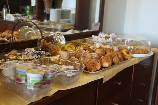 Hotel Girasole: colazione