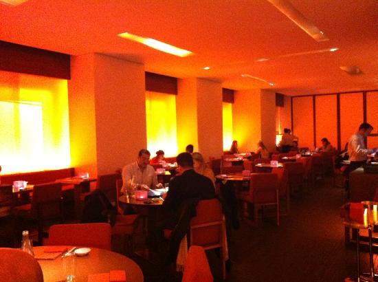 Nobu Milano: Sala ristorante