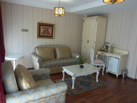 Muyan Suites: Zimmer