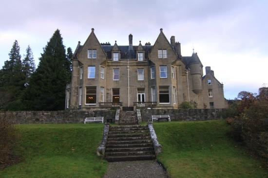 Glengarry Castle Hotel: Hotel