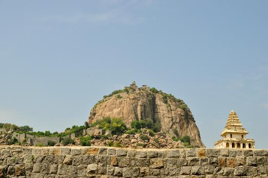 Gingee Fort, Gingee