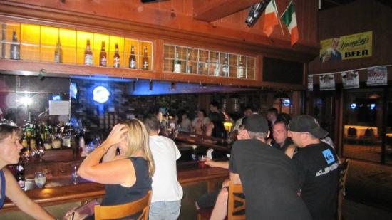 Best Western Inn at Hunt's Landing : the bar in the rasrunt