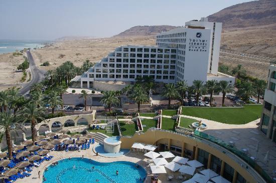 Hotel Daniel Mer Morte