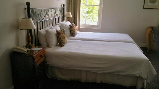 "The Stellenbosch Hotel: ""Luxury"" Twin beds"