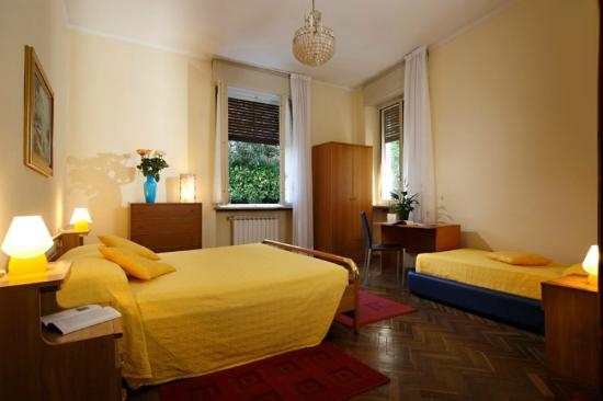 Hotel Santa Lucia: Camera - room