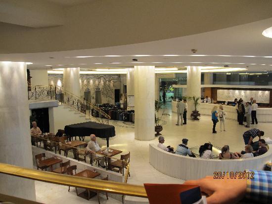 Titania Hotel: lobby