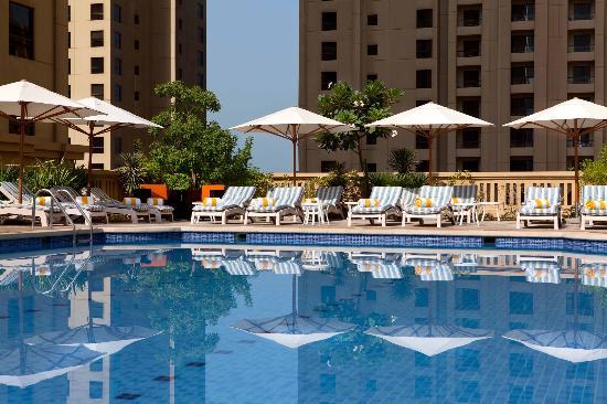 Swimming Pool Picture Of Ramada Plaza Jumeirah Beach Dubai Tripadvisor