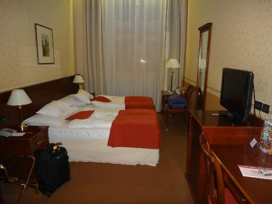 Rott Hotel: Quarto