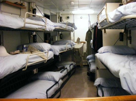 Crew Sleeping Quarters Picture Of Royal Yacht Britannia