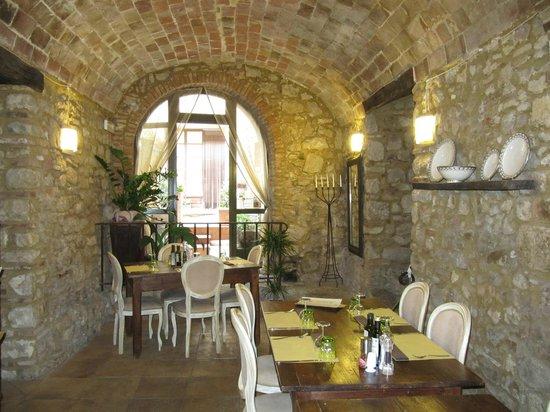 Casale Marittimo, Italia: ingresso