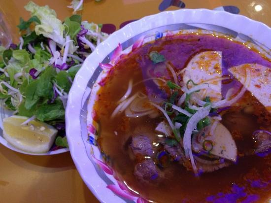 Pho Gia Hoi: Spicy noodle soup