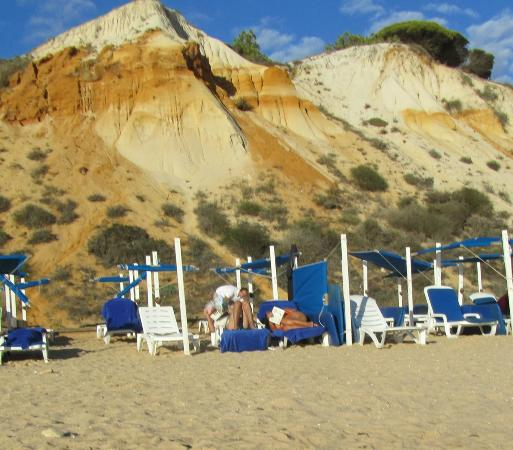 Sheraton Algarve Hotel: The Beach